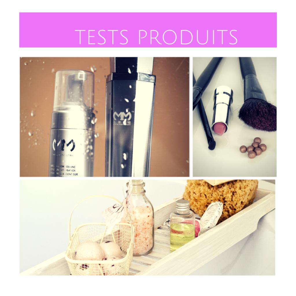 Tester des produits gratuitement