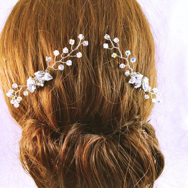 bijou de tête mariage