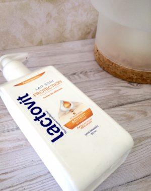 soin corps au lait Lactovit