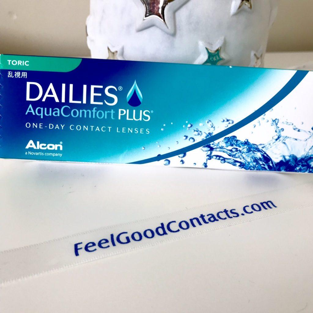 Lentilles Dailies Site en ligne