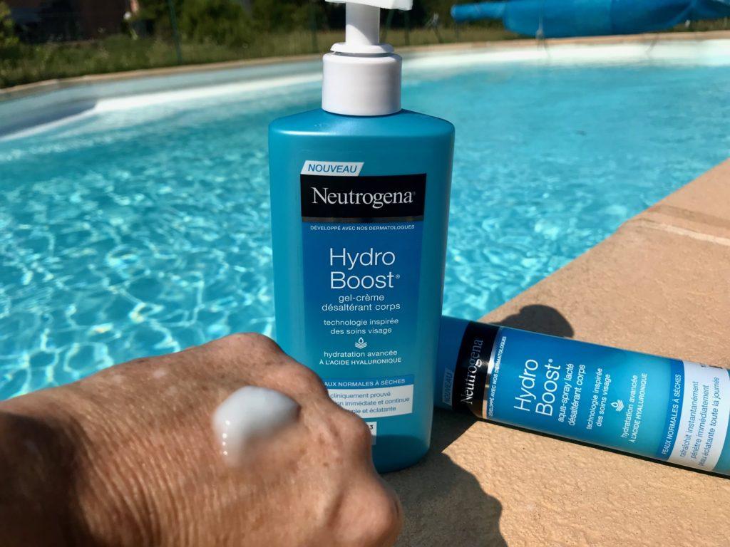 Hydroboost Neutrogena corps