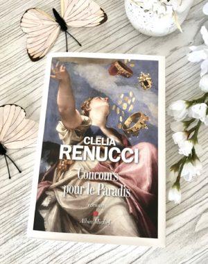 Concours pour le Paradis Clélia Renucci