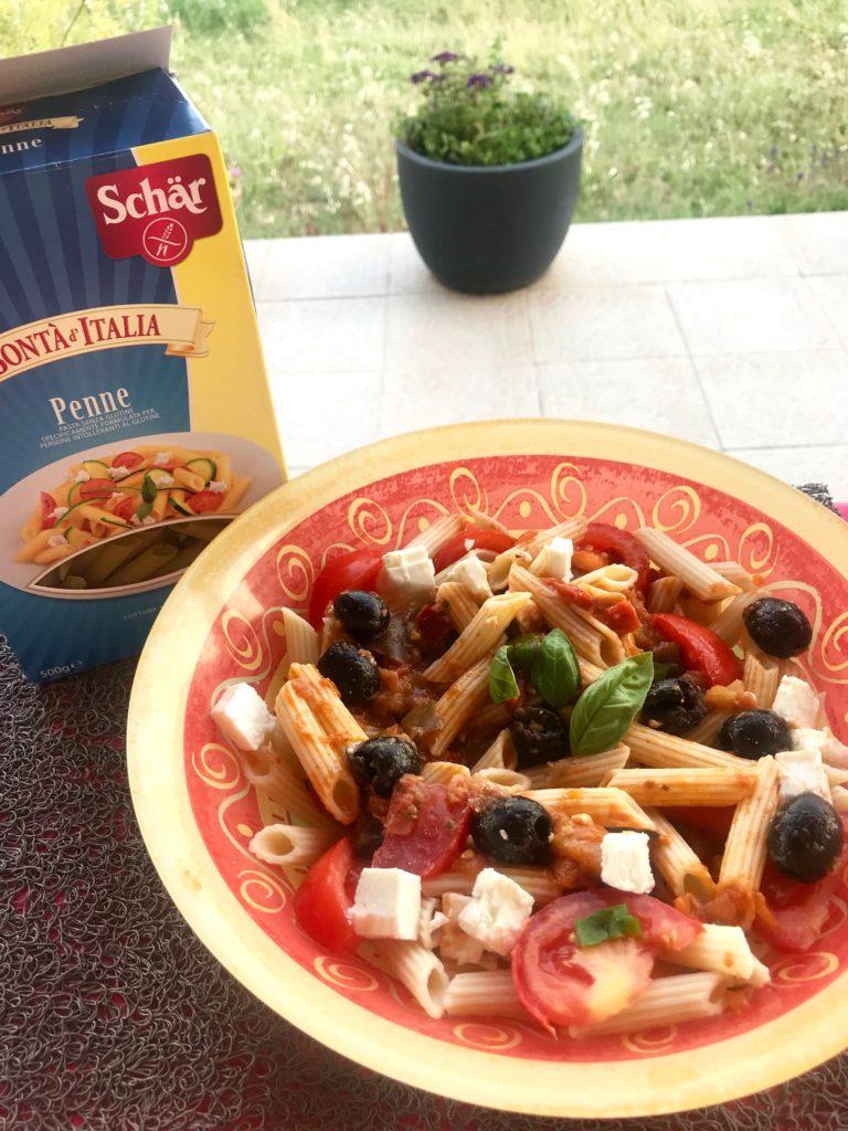 Salade de pâtes sans gluten Schär