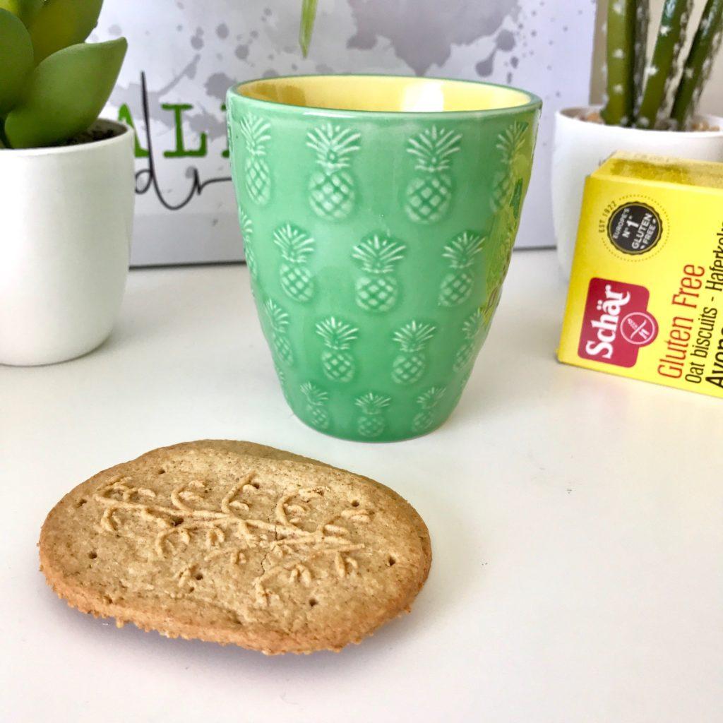 biscuits avoine sans gluten Schar