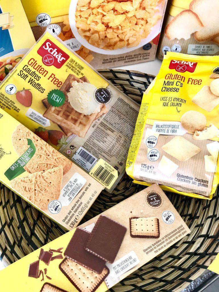 produits sans gluten Schär