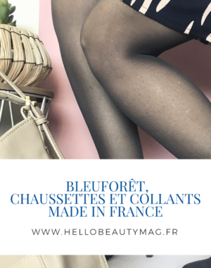 Bleuforêt chaussettes et collants Made In France