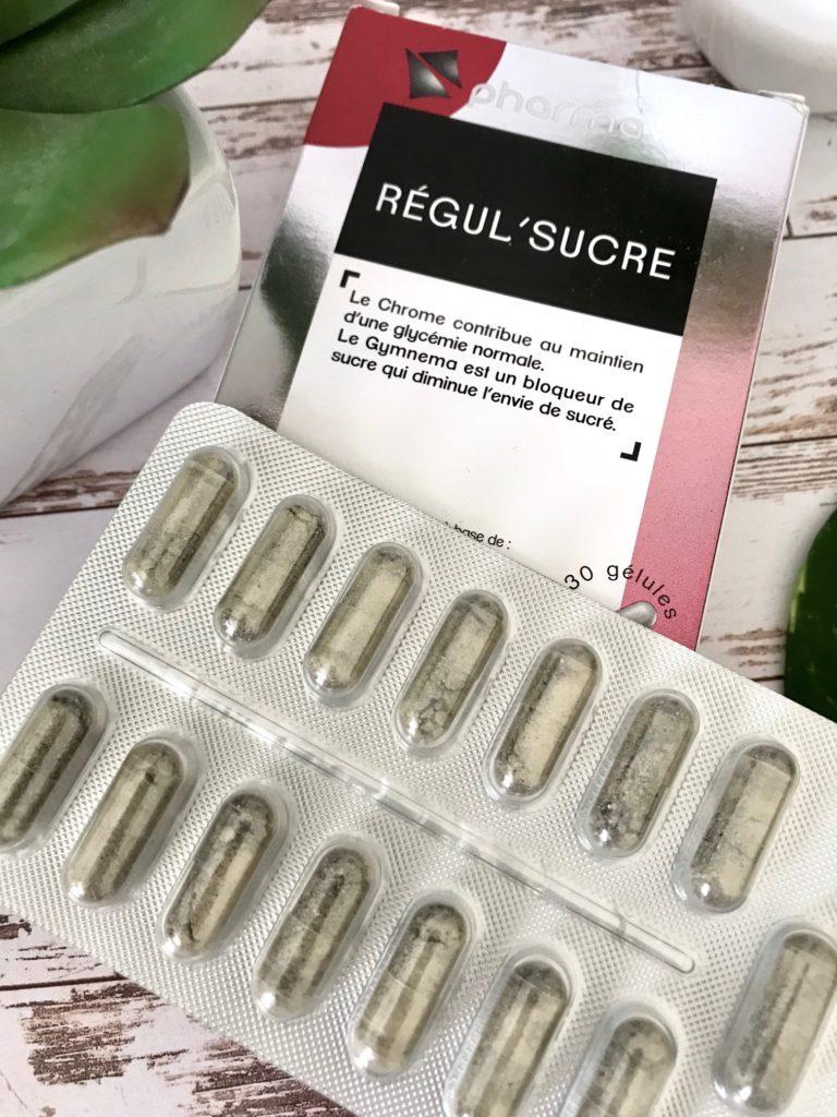 Régul sucre complément alimentaire Pharmavie