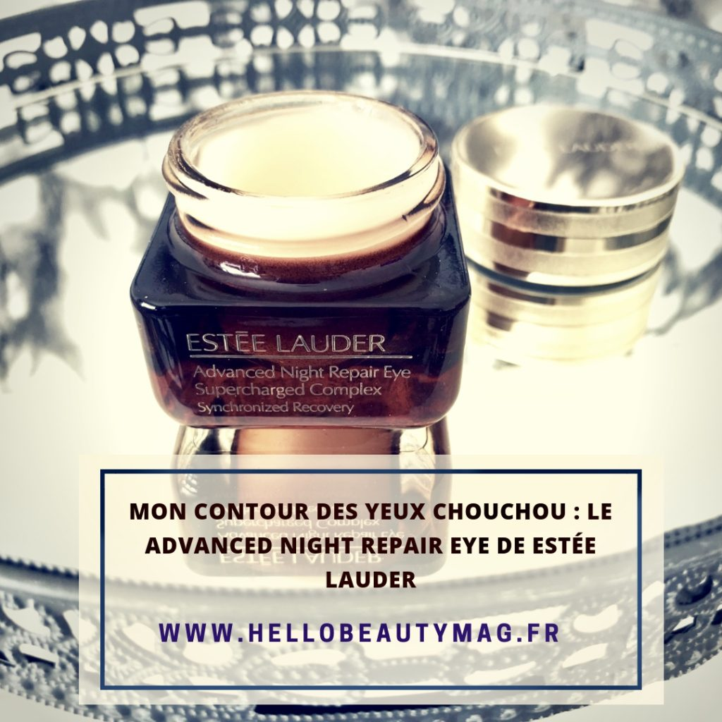 contour des yeux Advanced Night Repair Eye Estée Lauder