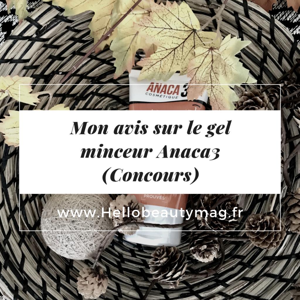 Gel minceur Anaca3