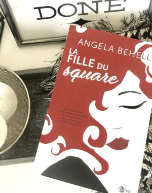 La fille du square Angela Behelle Diva romance