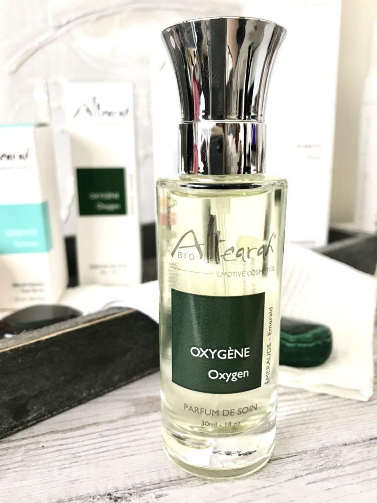 parfum bien-être bio Altearah