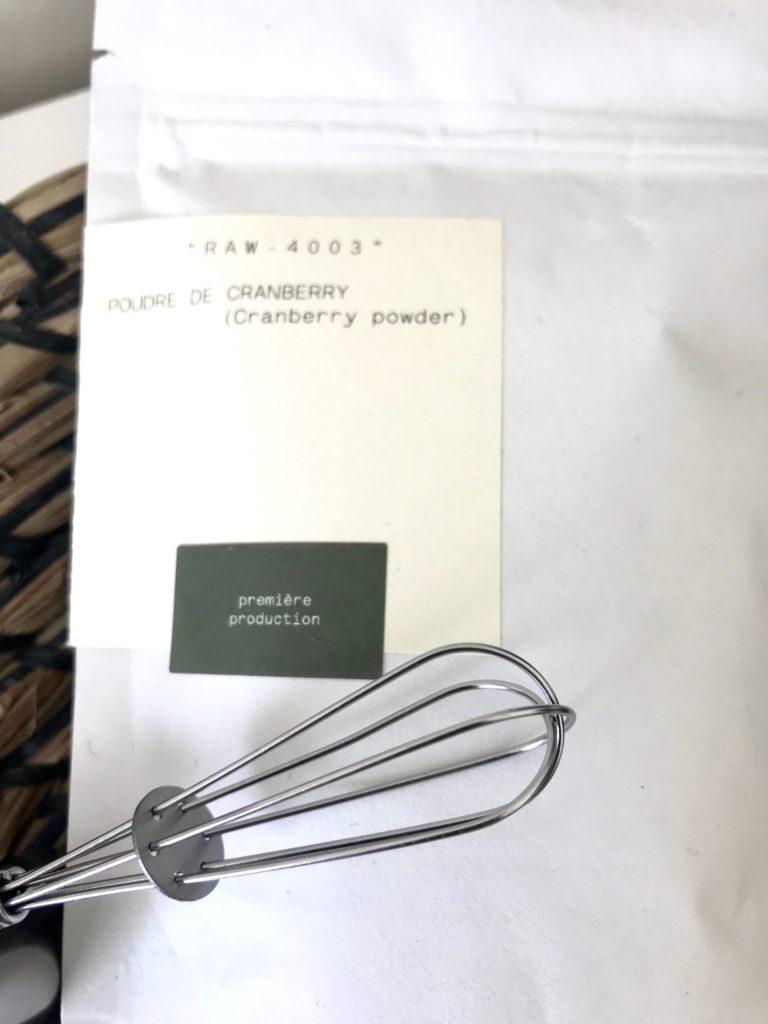 ustensiles DIY cosmetics Typology