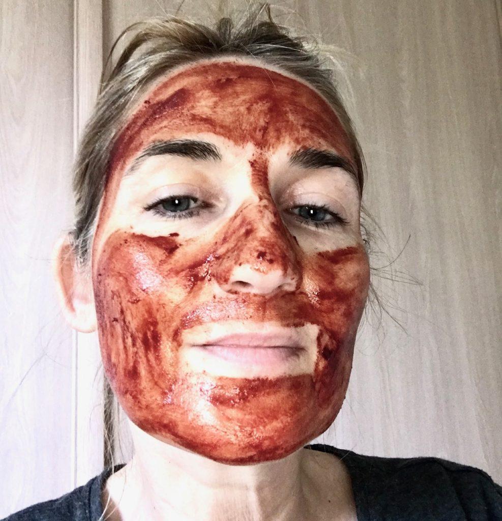 masque anti oxydant bio Typology bio DIY