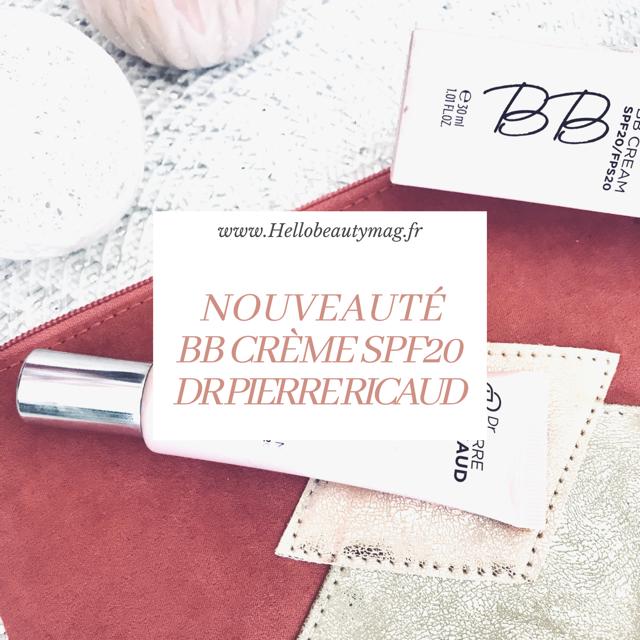 BB crème Dr Pierre Ricaud