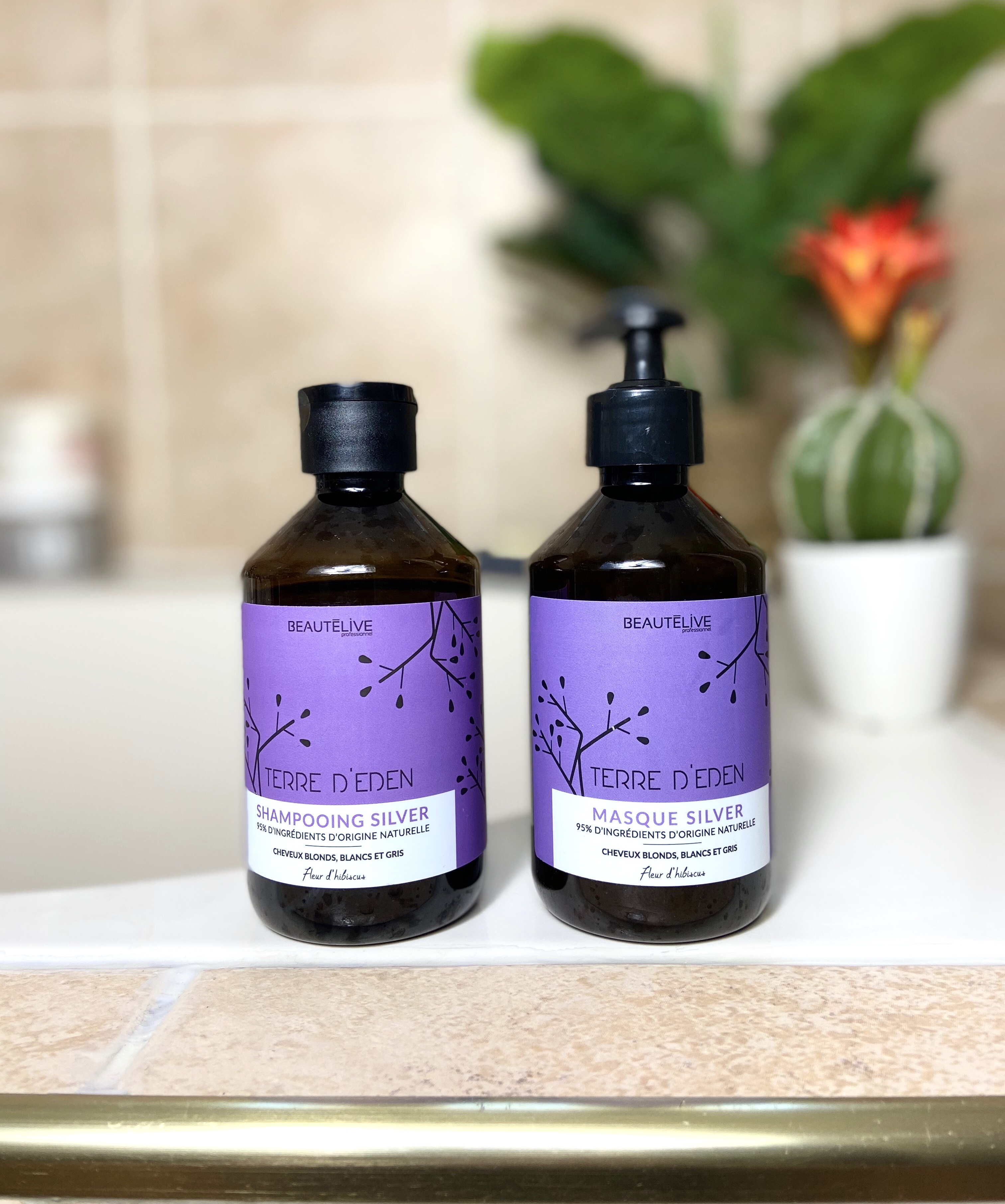 shampoing-masque-cheveux-violet- silver-dejaunissant-terre-d-eden-beautelive-gouiran-beaute-