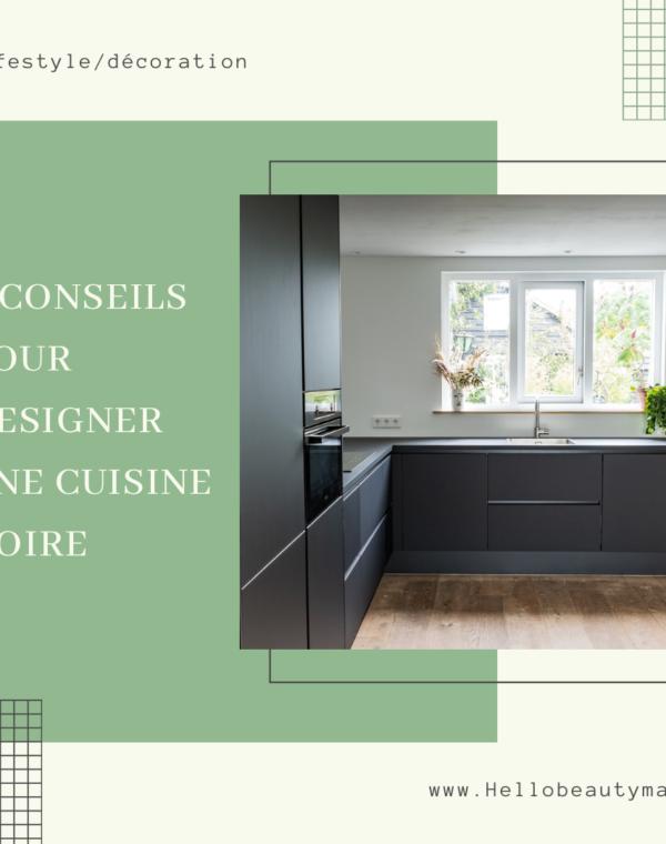 cuisine-noire-decoration-maison-